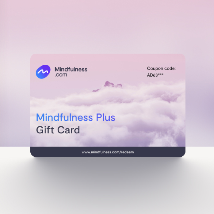 Mindfulness.com Gift Card